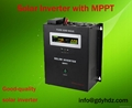 MPPT  Hybrid Solar  Power Inverter With