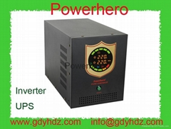 3000VA Power Inverter with Integrated Frequency Automatic Tracking Technology