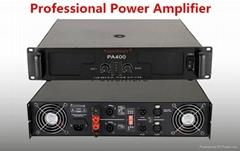 400W*2 professional power amplifier audio amplifier