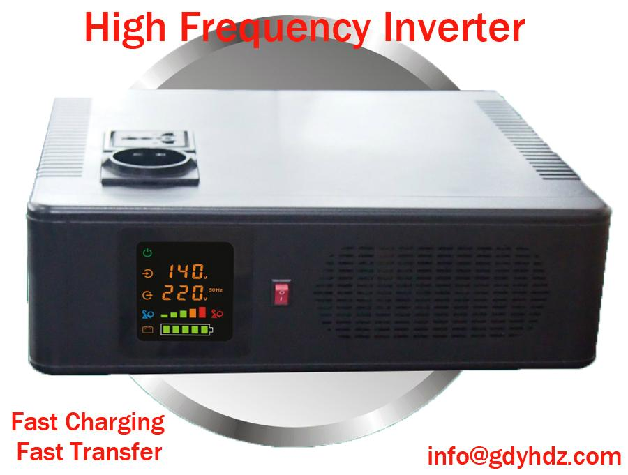 Modified sine wave high frequency inverter UPS FACTORY DIRECT 1