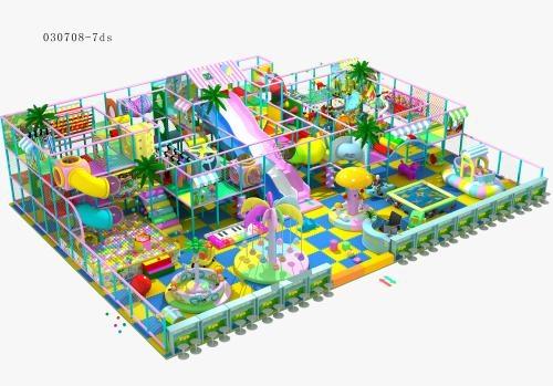 上市淘气堡亲子乐园 1