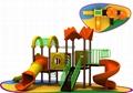 优质厂家销售安全小区儿童滑梯 4
