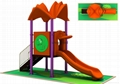 优质厂家销售安全小区儿童滑梯 2