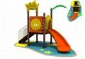 优质厂家销售安全小区儿童滑梯 5