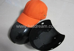 light weight baseball style head protection vented safety bump cap
