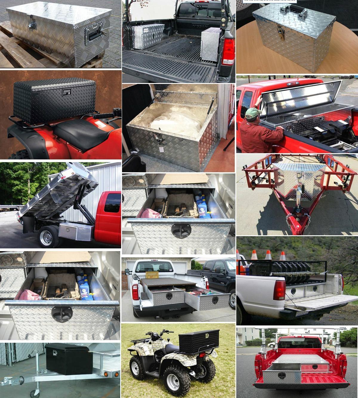 Tool box and tools 2