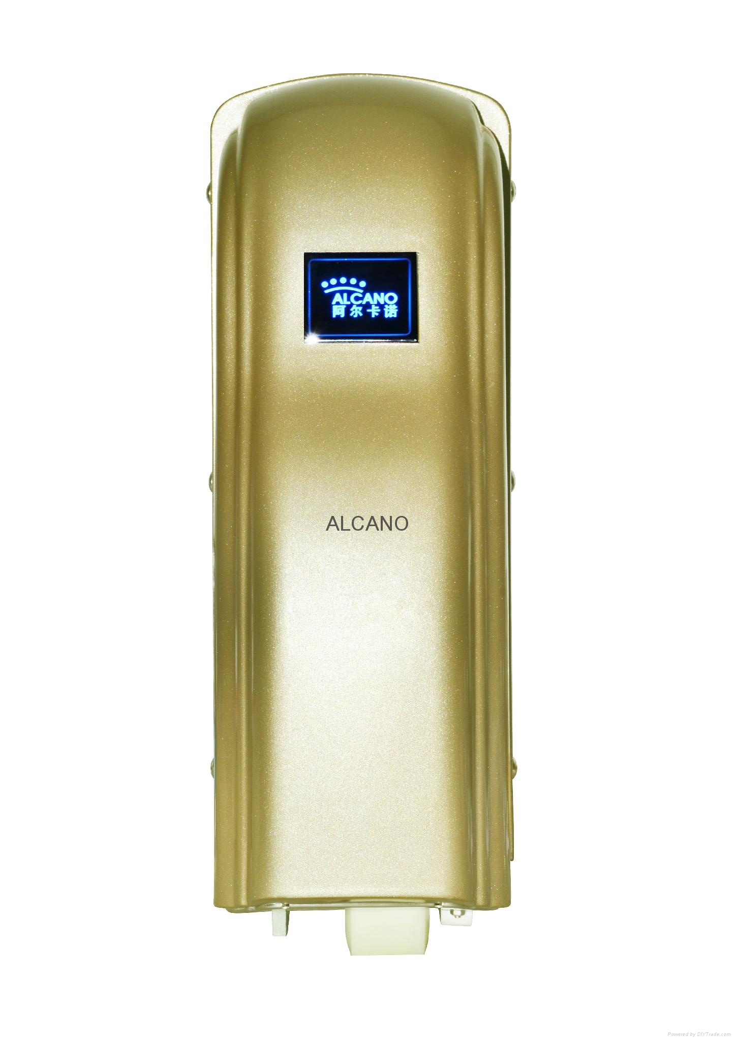 Alcano swing gate opener manufacturer 4