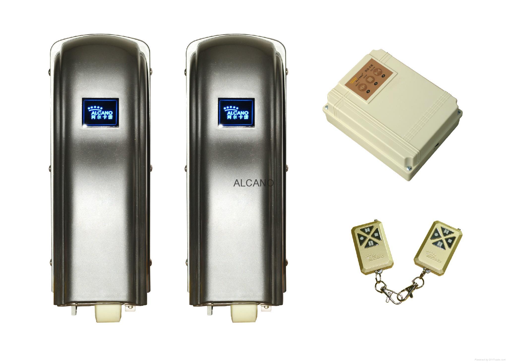 Alcano villa gate opener manufacturer 5