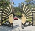 ALCANO wheel type swing gate opener