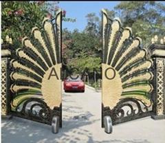 ALCANO wheel type swing gate opener manufacturer
