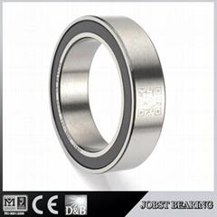 Double row ball bearing 3806-2RS angular contact ball bearing 3806ZZ