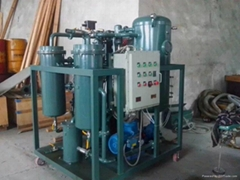 TY series Vacuum Turbine Oil Purification machine