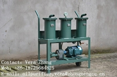 JL series Portable Oil Purifier