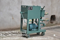 LY series Plate Pressure Used Oil Purifier