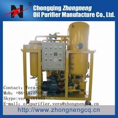 Vacuum Turbine oil purification system