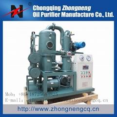 ZYD Vacuum Transformer Oil Refinery machine