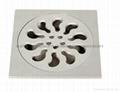 Precision casting floor drain 4