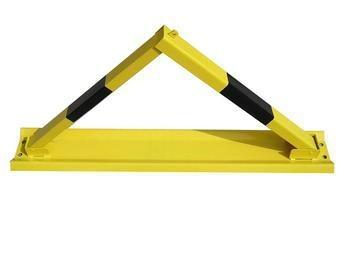 供應三角型防壓車位鎖地鎖 3