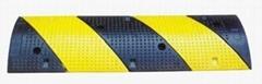 供應橡膠斜紋減速帶