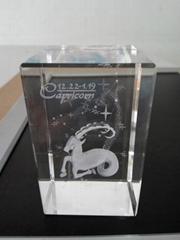 Acrylic Glass Led Edge Lit Signs Night Light