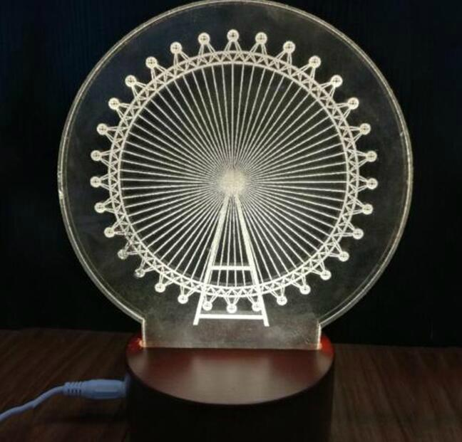 Led Desk Lamps ,Neon signs ,custom display cases 2