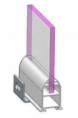 Custom Edge-lit LED Acrylic Sign Base