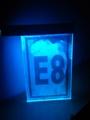 LED Toilet lighting sign,LED Sign