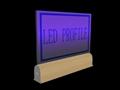 custom made led laser engraving acrylic