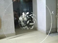 laser engraved glassware