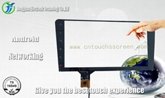 """2015 New Arrival100% original screen10.1"""" Touch screen fit for the Classic Camry"""