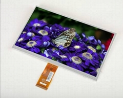 Hot sales Anti-glare Digital 10.1 inch Capacitive Touch Screen Panel for Car