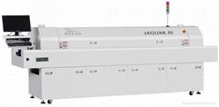 Nitrogen lead-free SMT reflow soldering oven