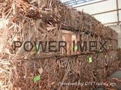 Copper Wire Scrap.
