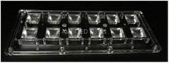 2x6 lens module LED opti