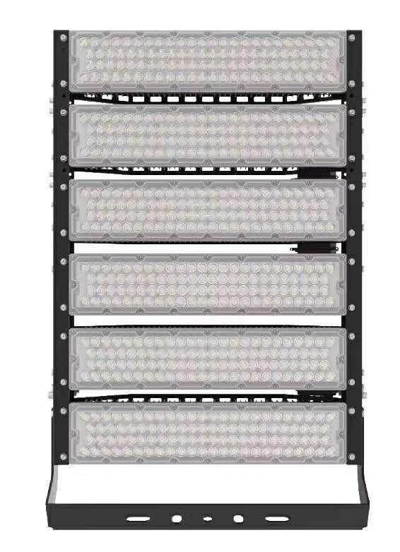 High Power lens module for Stadium lighting 96 LEDs lens 60° 6