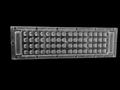 64LEDs lens 30°x90° 3030 LED for High