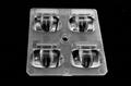 2x2 lens for 5050LED T2M-cutoff