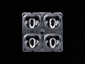 2x2 lens TYPEIII-Medium 5050 LED