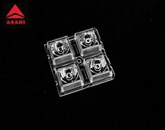 ALHB50D4LED3535T10G 2x2 lens narrow beam 10 degree 3535 LED