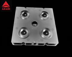 Optical lens lentes optics 4 LEDs lens high bay for 5050LED ALHB50D4LED5050T30G