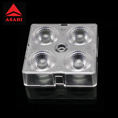 ALHB50D4LED5050T35G 2x2 lens 35 degree 5050LED for High bay lighting 50mm