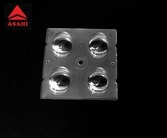 5050LED street light module optical lens  ALST50D4LED5050T3W