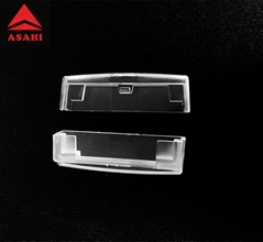 Linear Lens 280mm Caps Transparent Material ASL280D40HXXLEDcaps
