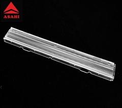 Optics 280mm Asymmetric 60 degree Lens for Linear lens ASL280D40HXXLED60G