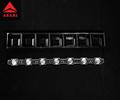 1X7 linear lens 50° for recessed linear lighting ASL280D40H7LED50G 3