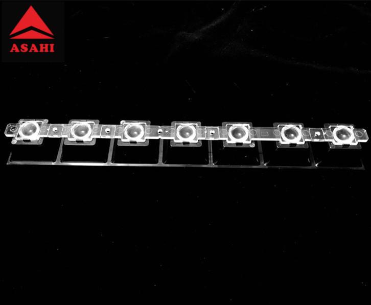 1X7 linear lens 50° for recessed linear lighting ASL280D40H7LED50G 2