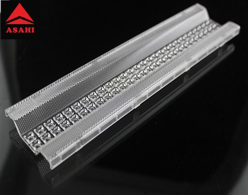 Transparent Linear Lamp Lens LED Optical Lens 30degree ASL280D65H56LED30G 1