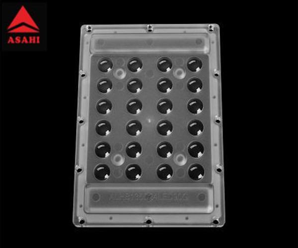 High-temperature resistance 4X6 high bay led Lens 90 degree ALHB135D24LED90G  1