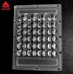 Optical Products 4x6 lens Highbay led lens 30G X 90G ALHB135D24LED3090G