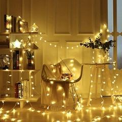 Star String Lights LED Twinkle Lights 50pcs LED Iightsndoor Fairy L